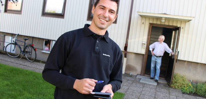 Goran Fastighetsskötare