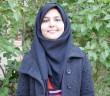 Amna AsharKhan, Ramberget.  – Jag ska laga pakoray, aloo chanaa chaat, biryani och qulfi som dessert. Pakistansk mat kännetecknas av gurkmeja, röd chili, ingefära, vitlök och chiapati. Foto: Hanna Karlén