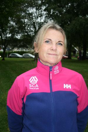 Ann-Catrin Andersson, Lundby