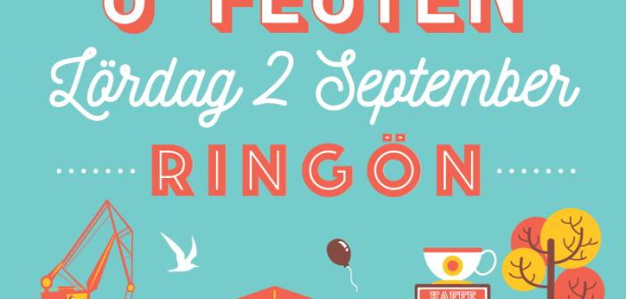 Stor ö-fest första lördagen i september