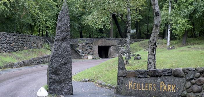 Keillers park blir ännu bättre