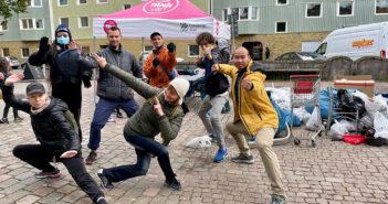 Shaolin i formation