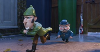 Sherlock Gnomes from Paramount Pictures and MGM.