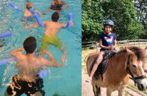 Simskola och ponnyridning i medborgabudgeten